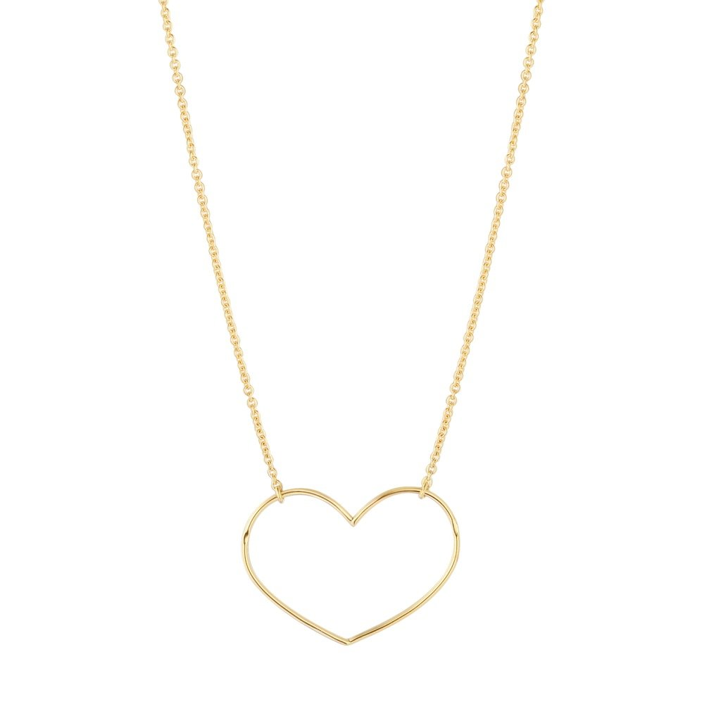Co heart diamond yellow