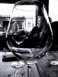 Heart of Glass: Or How to See Your Way To Getting More Out Of Your Wine Drinking