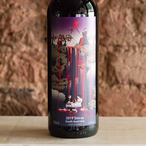 Samurai Shiraz 2019, The Unfiltered Dog, Australia (Vegan-friendly)