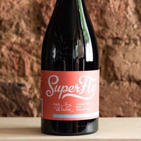 Superfly Shiraz 2019, Rock of Wisdom, Australia