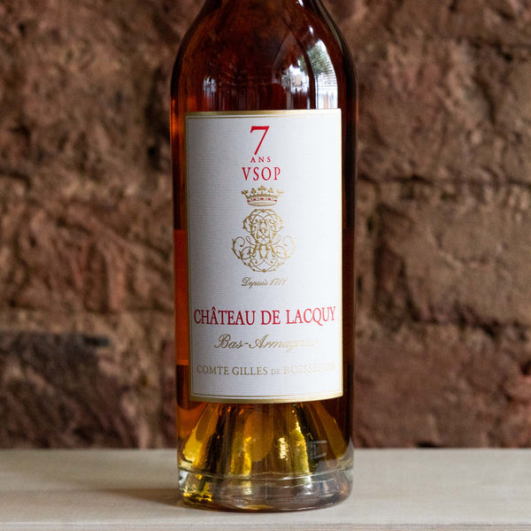 Armagnac 7 years VSOP, Lacquy Bas, France - Vindinista