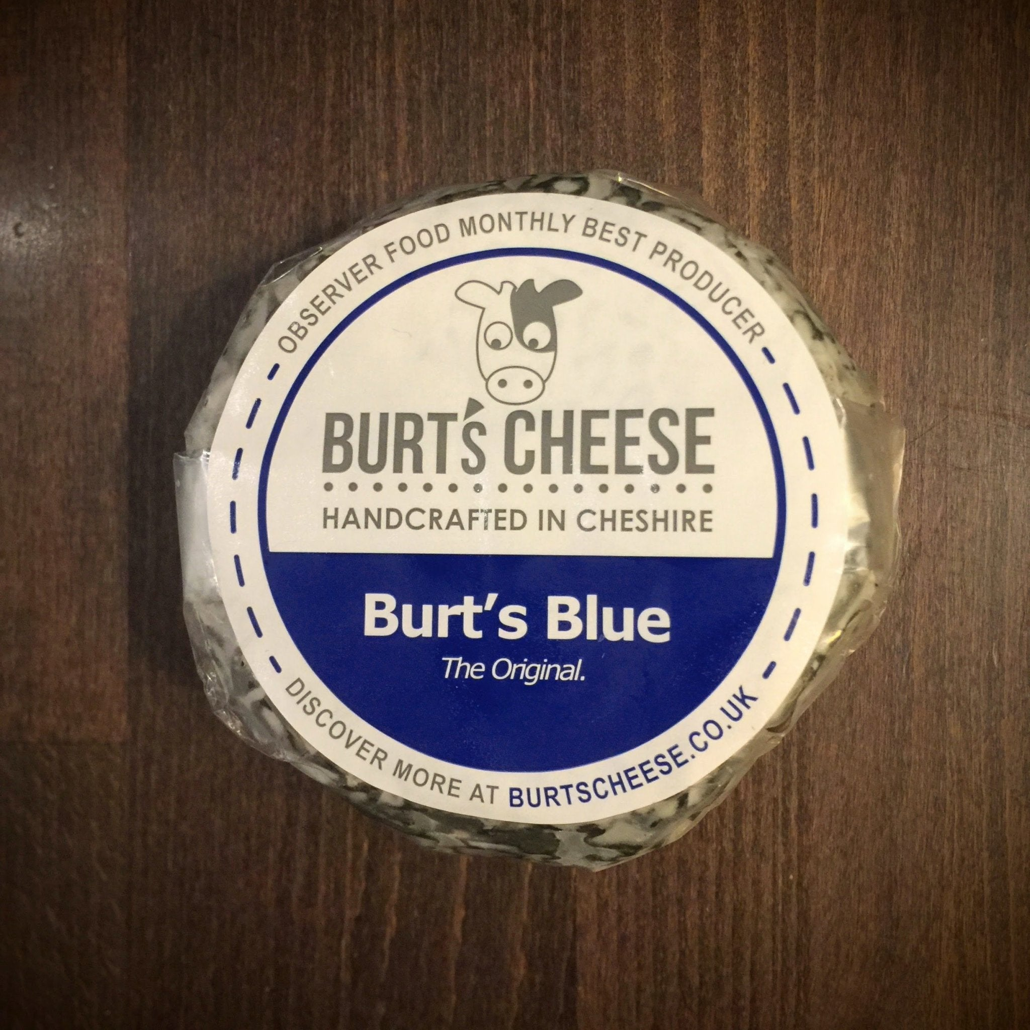 Burt's Blue Cheese - Vindinista