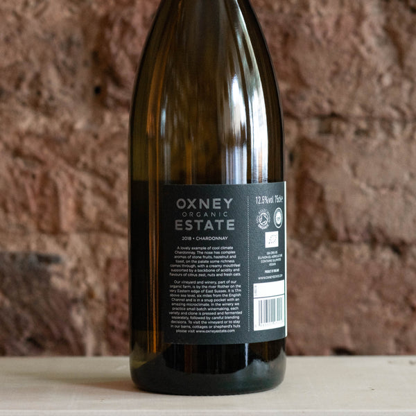 Chardonnay, 2018, Oxney Estate, England - Vindinista