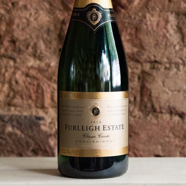 Classic Cuvee Brut 2014, Furleigh Estate, France (Vegan-friendly) - Vindinista
