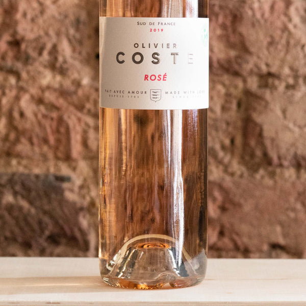 Coste Rose 2019, Olivier Coste, France - Vindinista
