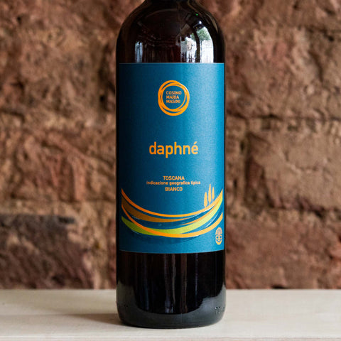 Daphne 2017, Cosimo MM, Italy (Biodinamic, Orange wine) - Vindinista