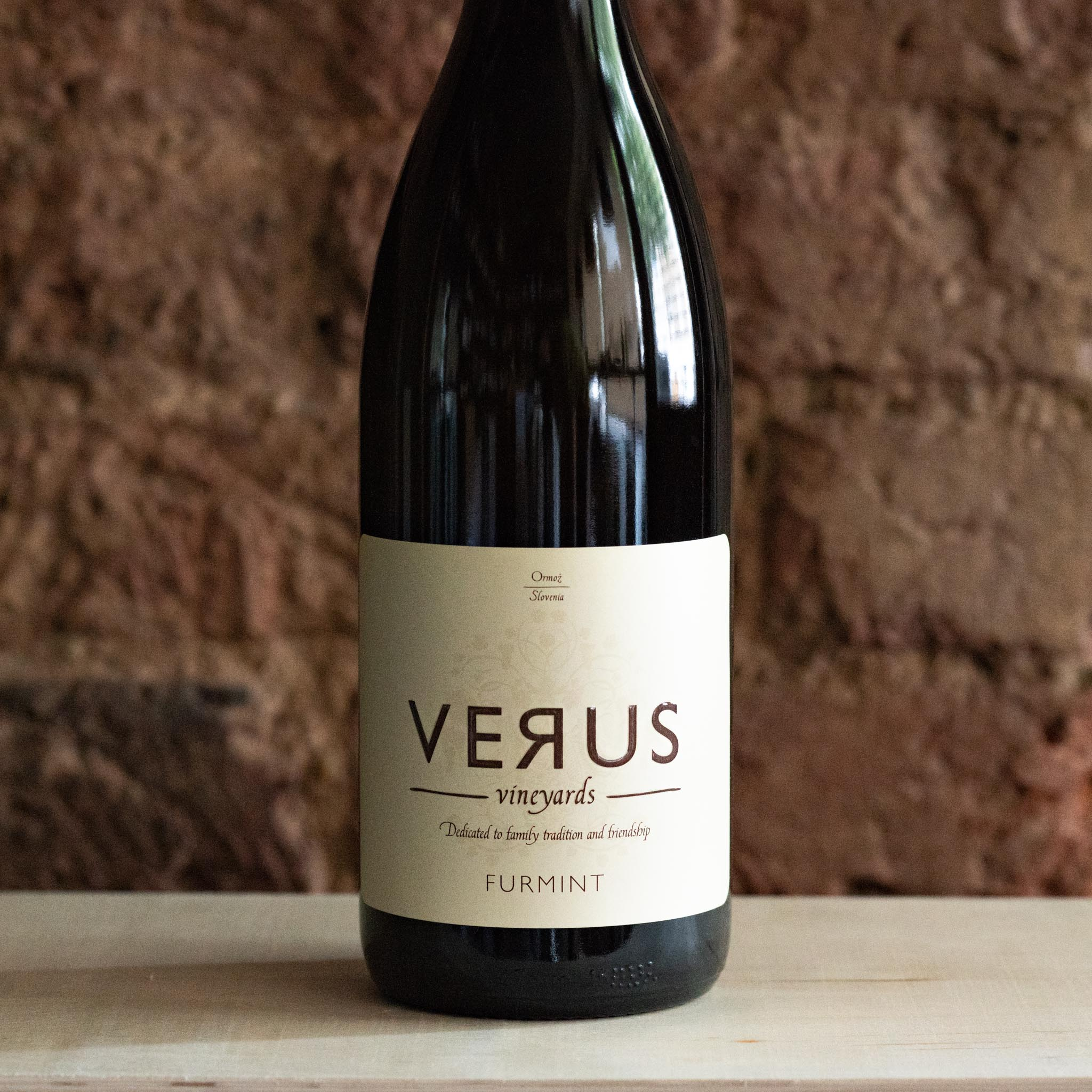 Furmint 2018, Verus Vineyards, Slovenia - Vindinista