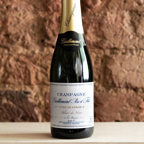Gallimard Pere & Fils, Champagne, France (half bottle) - Vindinista
