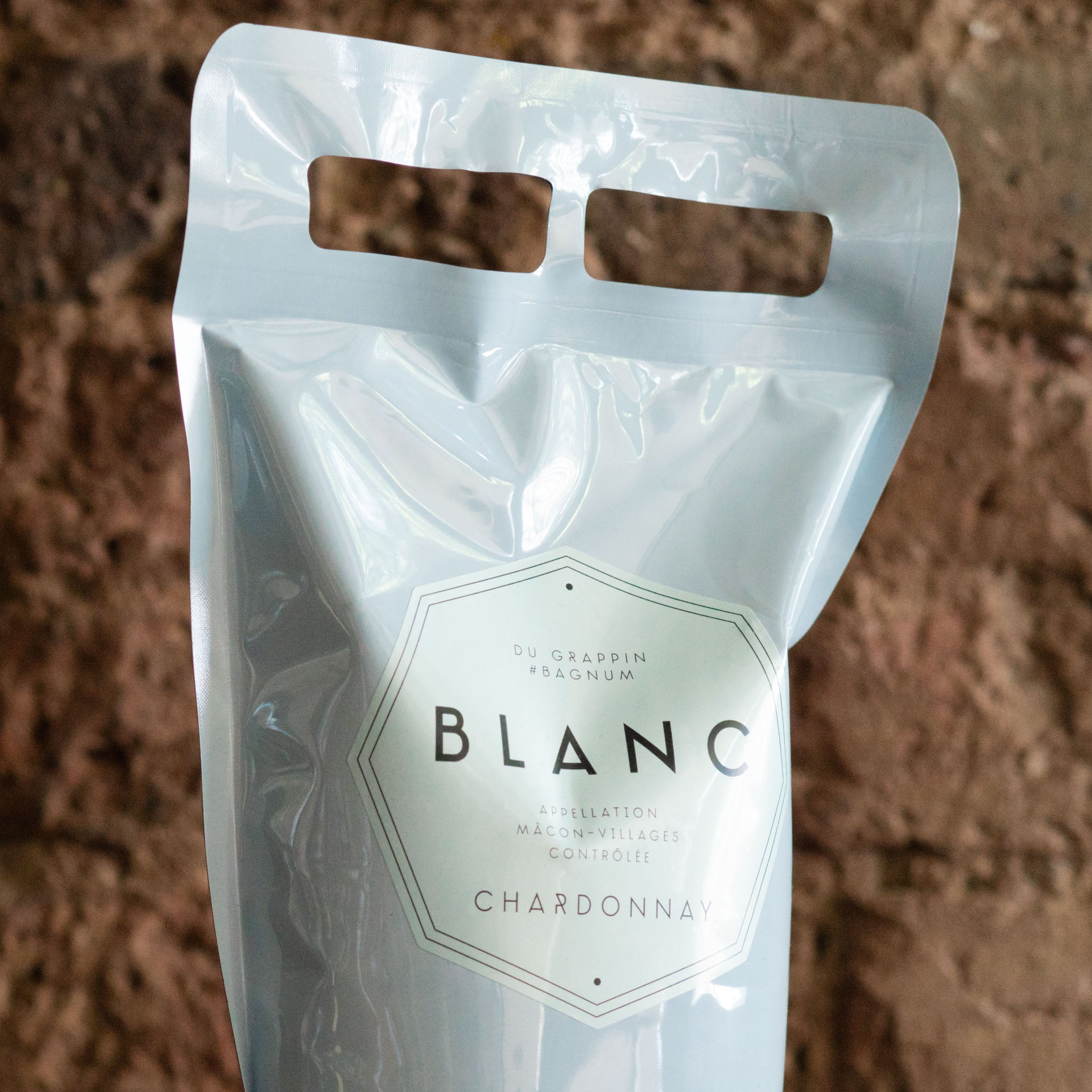 Blanc du Grappin 2019, France (Bagnum)