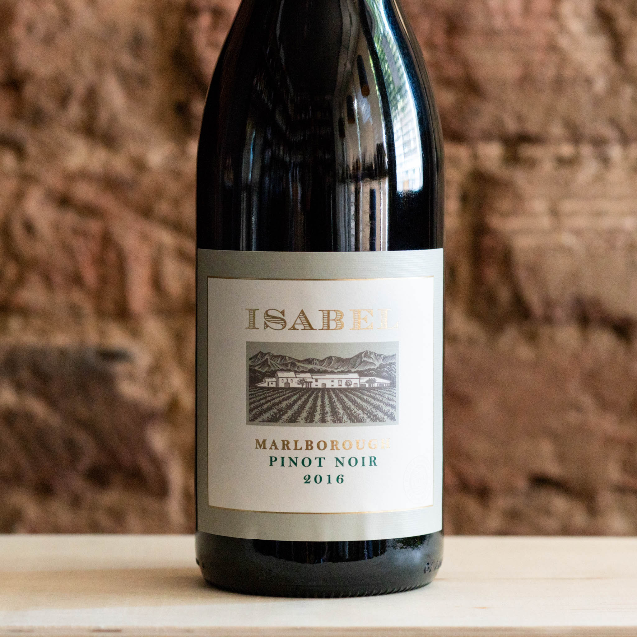 Isabel Estate Pinot Noir - Vindinista