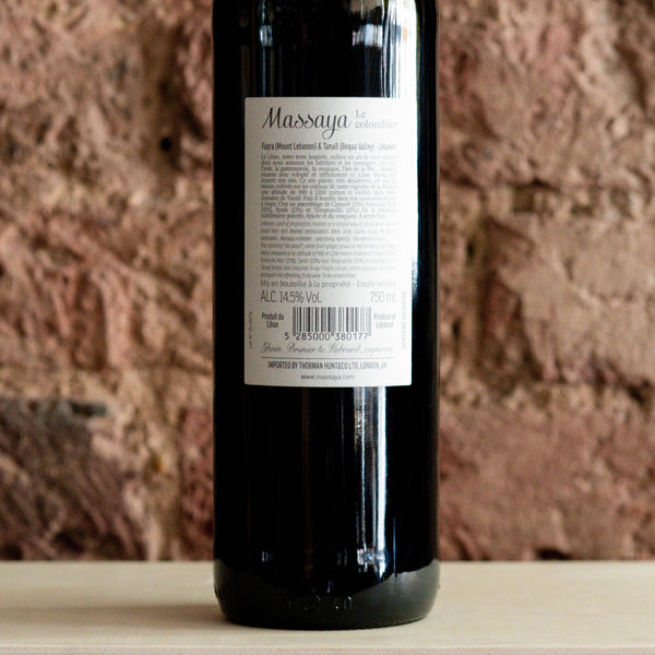 Massaya Le Colombier Red - Vindinista