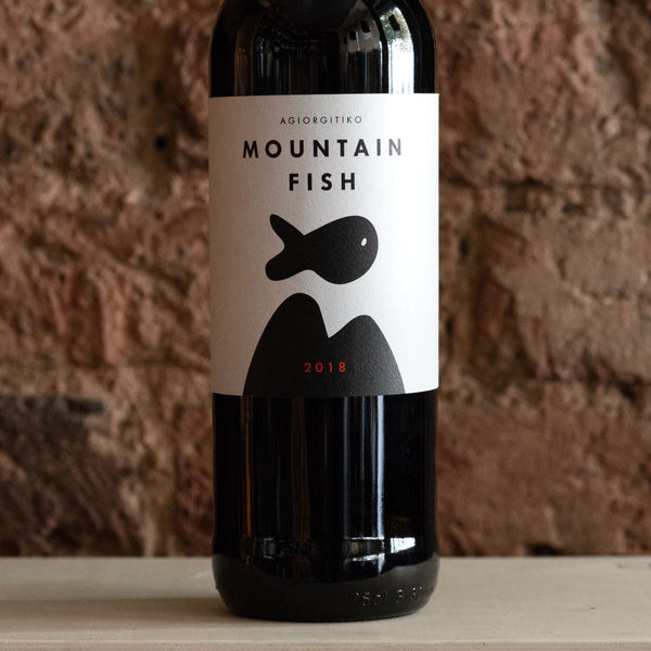 Mountain Fish Red 2014, Katogi-Strofilia, Greece - Vindinista