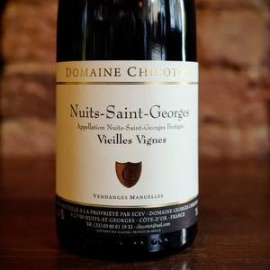 Nuits Saint Georges 2014, Chicotot, France - Vindinista