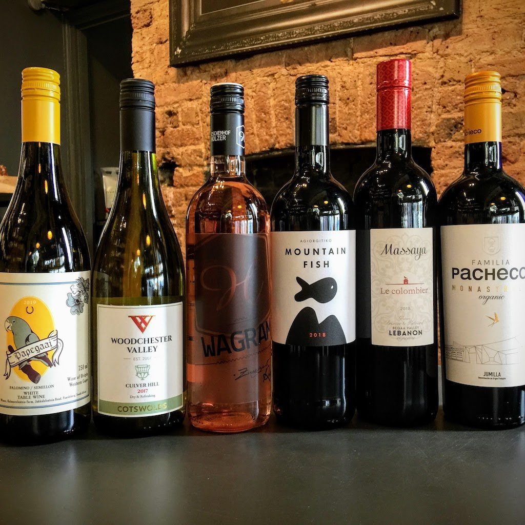 Our Firestarter Wines for your Brilliant BBQ Box - Vindinista