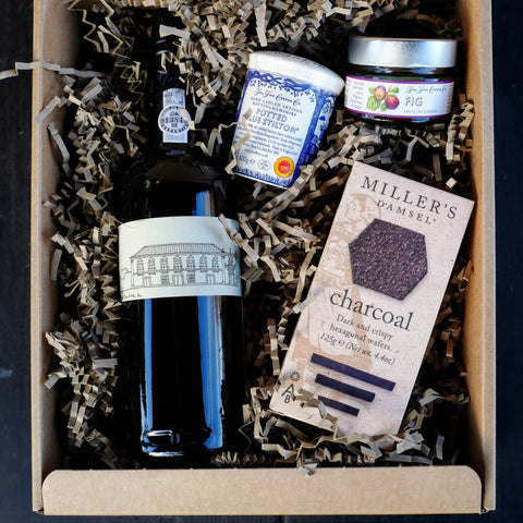 Port and Stilton Hamper - Vindinista