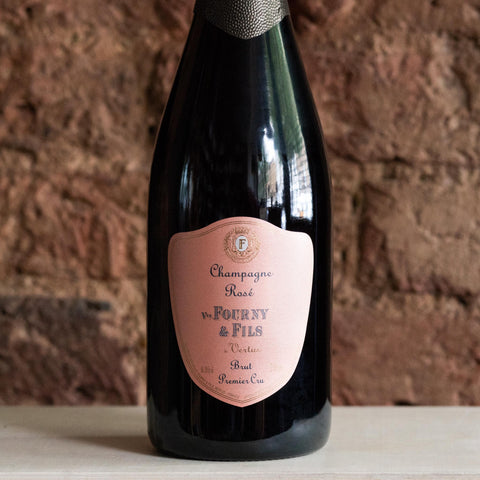 Rose Brut Champagne NV, Veuve Fourny, France - Vindinista