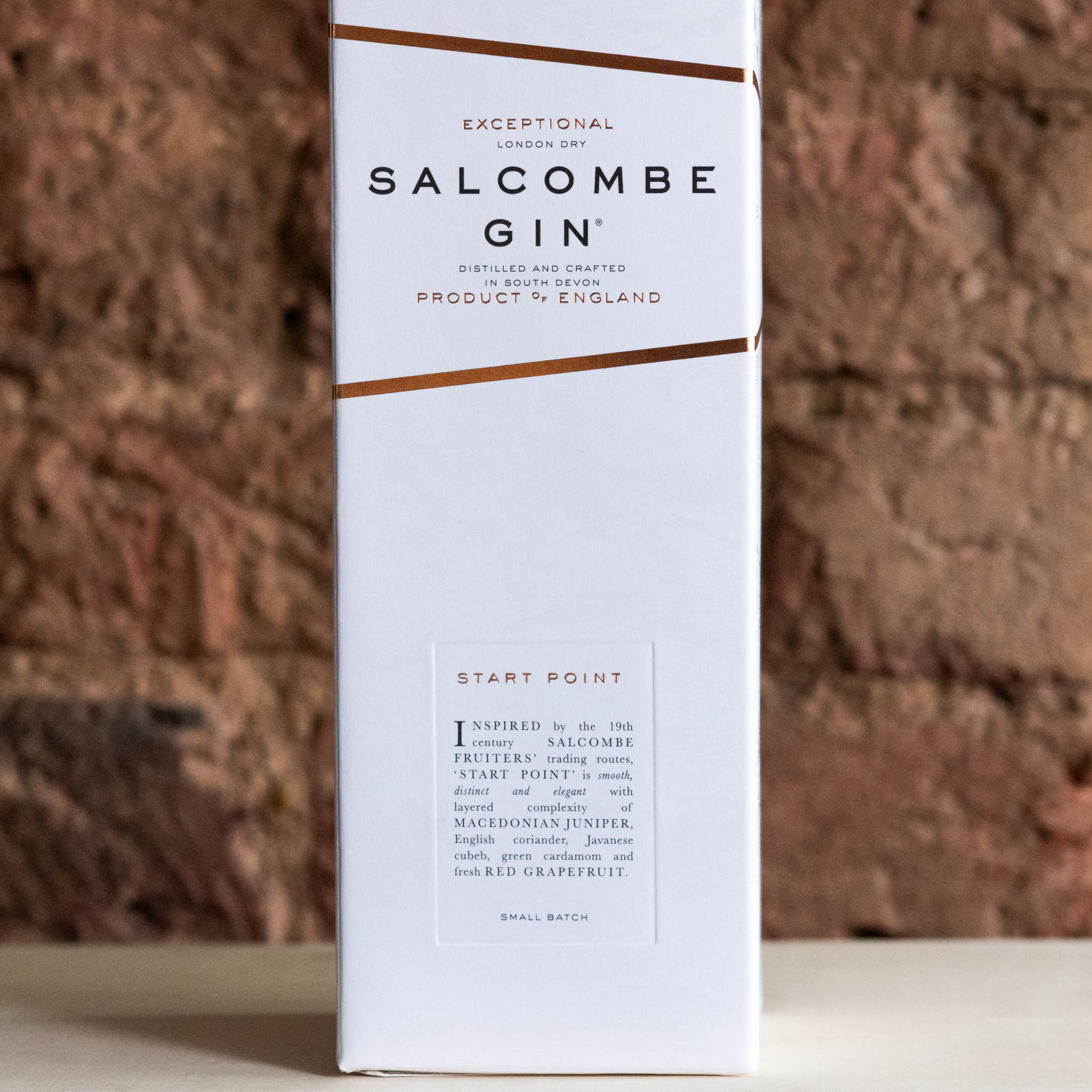 Salcombe Gin, UK - Vindinista