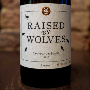 Sauvignon Blanc 2018, Raised by Wolves, South Africa - Vindinista