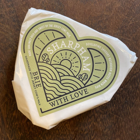 Sharpham Hart Cheese - Vindinista
