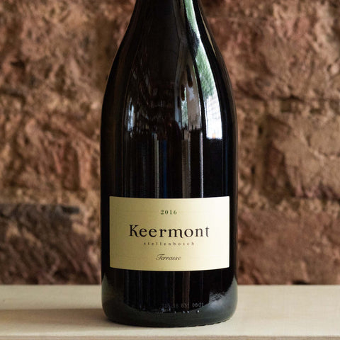 Terrasse 2016, Keermont Vineyards, South Africa - Vindinista