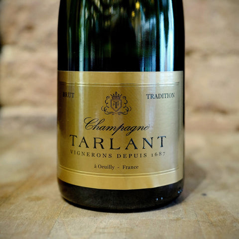Tradition Brut Champagne NV, Tarlant, France - Vindinista