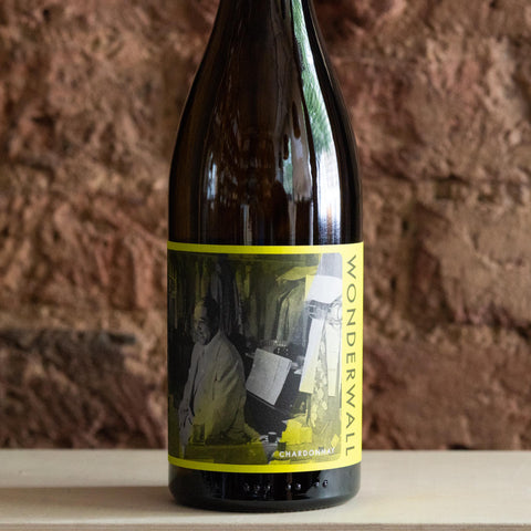 Wonderwall Chardonnay 2018, Field Recordings, USA - Vindinista