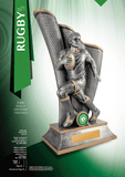 Evaton Rugby and rugby union trophies from Gold Coast Trophies 2021