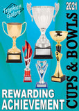Interleisure Cups and trophy cup awards 2021 catalogue from GC Trophies