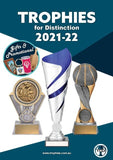 Trophies awards and medals 2021 catalogue - huge range available from Gold Coast Trophies