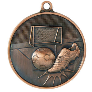 Football Supreme 70mm Medal