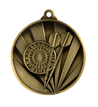 Load image into Gallery viewer, Darts Sunrise Medal - 50mm