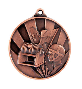 Surf Life Saving Sunrise Medal - 50mm