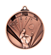 Load image into Gallery viewer, Poker Sunrise Medal - 50mm