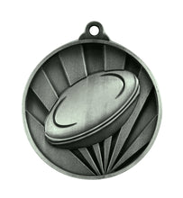 Load image into Gallery viewer, Rugby Sunrise Medal - 50mm