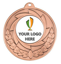 Load image into Gallery viewer, Wreath Generic Medal - 50mm
