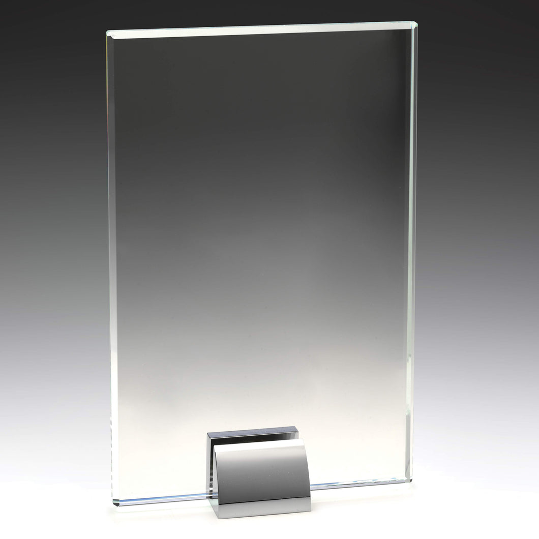 Glass & Metal Rectangle