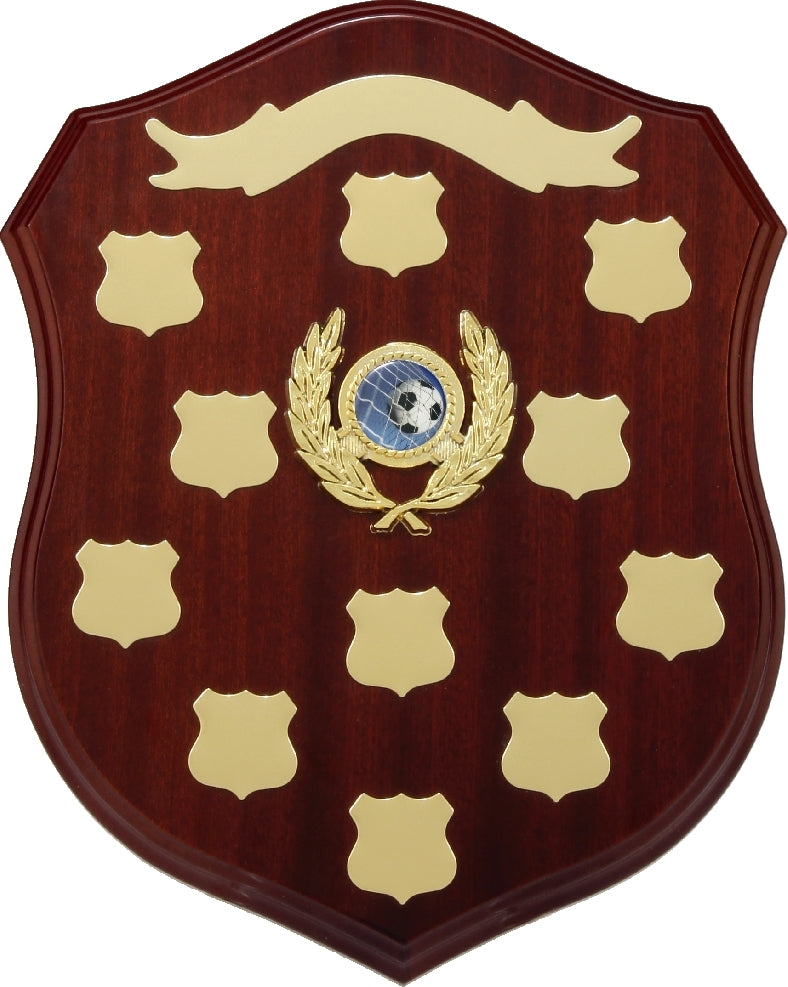 11 Year Timber Perpetual Shield
