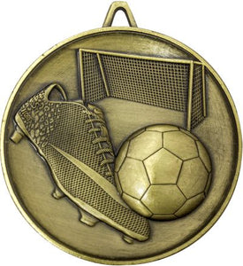 Football Medal - Heavy Weight 62mm