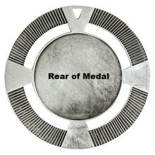 Load image into Gallery viewer, Rugby Varsity Medal - 65mm