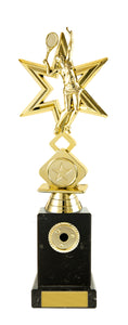 Tennis Gold Star Award - Female