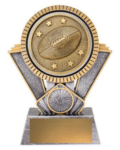Load image into Gallery viewer, SR131B Spartan AFL / Aussie Rules Series Offer a Bold & Distinctive Extra Heavy 3D Enhanced Design, Engraving & Logo included. Gold Coast Trophies Burleigh Heads