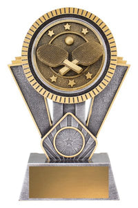 Spartan Table Tennis Trophy