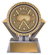 Load image into Gallery viewer, Spartan Skiing Trophy