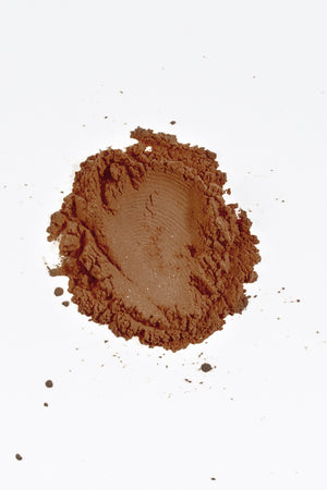 Setting Powder in Brown Ochre