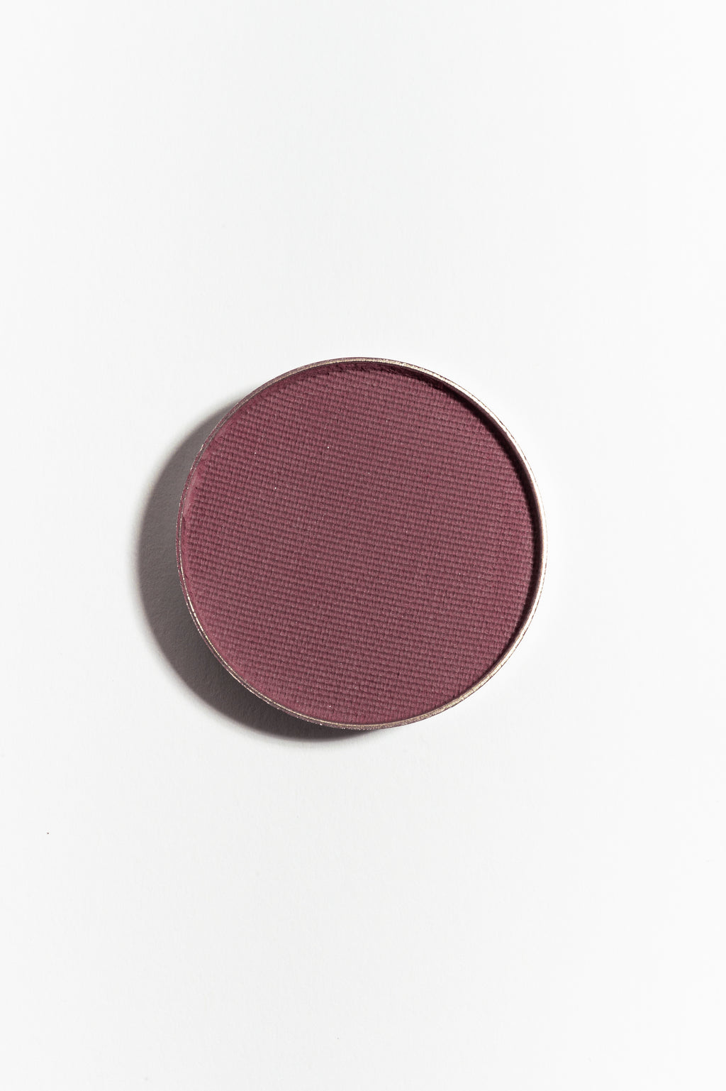 Eye shadow pan in Earthly Wine