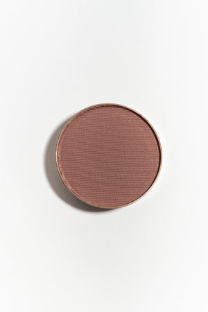 Eye shadow pan in Mahogany