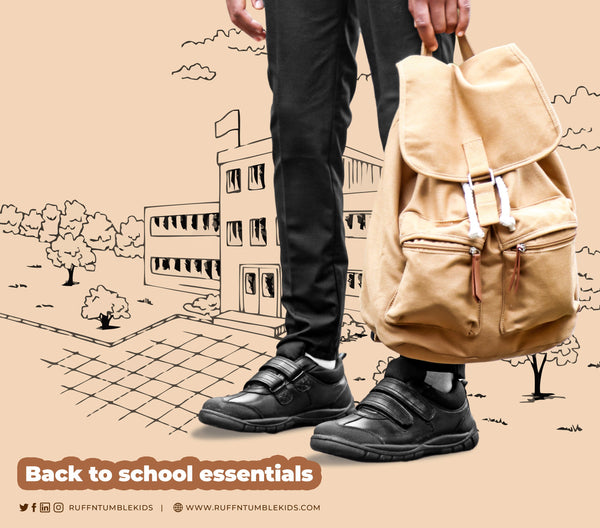 BACK TO SCHOOL ESSENTIALS - ruffntumblekids