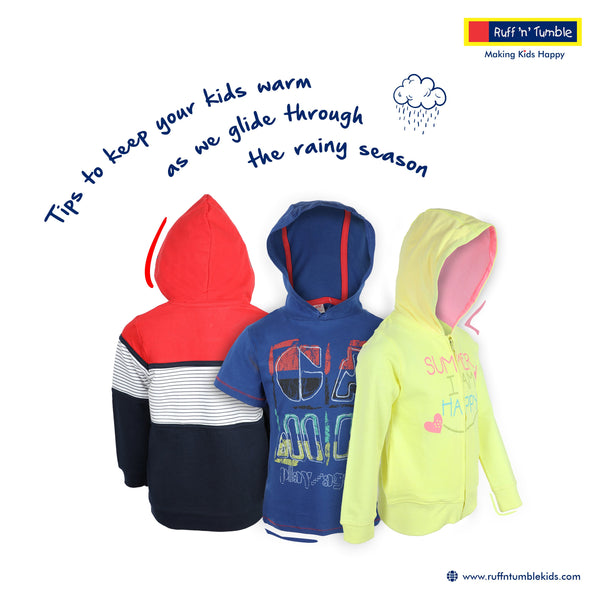 3 Tips to Keep Your Kids Warm as We Glide Through the Rainy Season - ruffntumblekids