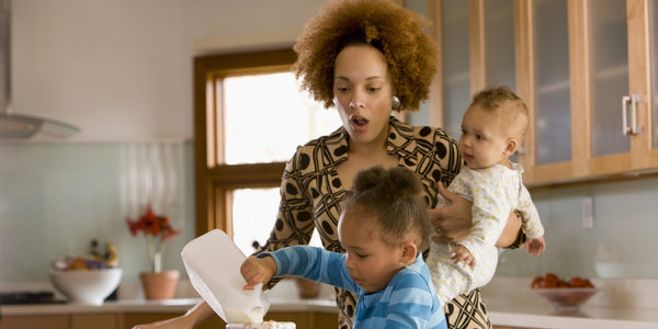 11 Ways busy mums can stay organized and manage time efficiently - ruffntumblekids