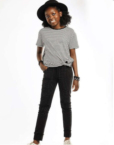 Girl Tee Shirt and trousers